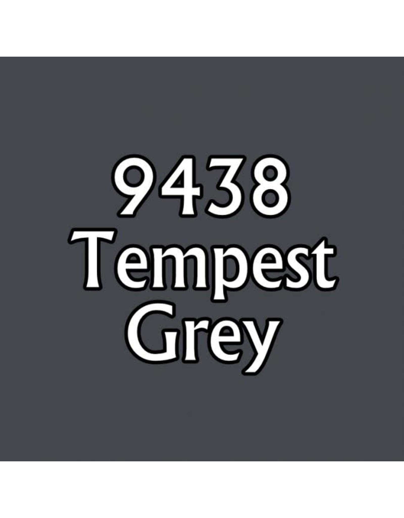 Reaper Reaper: MSP Bones: Tempest Grey