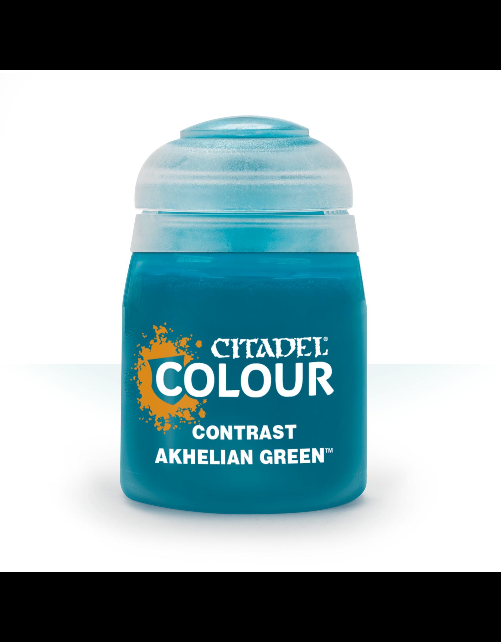Citadel Citadel Paints: Contrast -  Akelian Green
