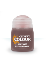 Citadel Citadel Paints: Contrast -  Cygor Brown