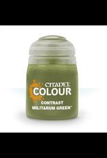 Citadel Citadel Paints: Contrast -  Militarum Green