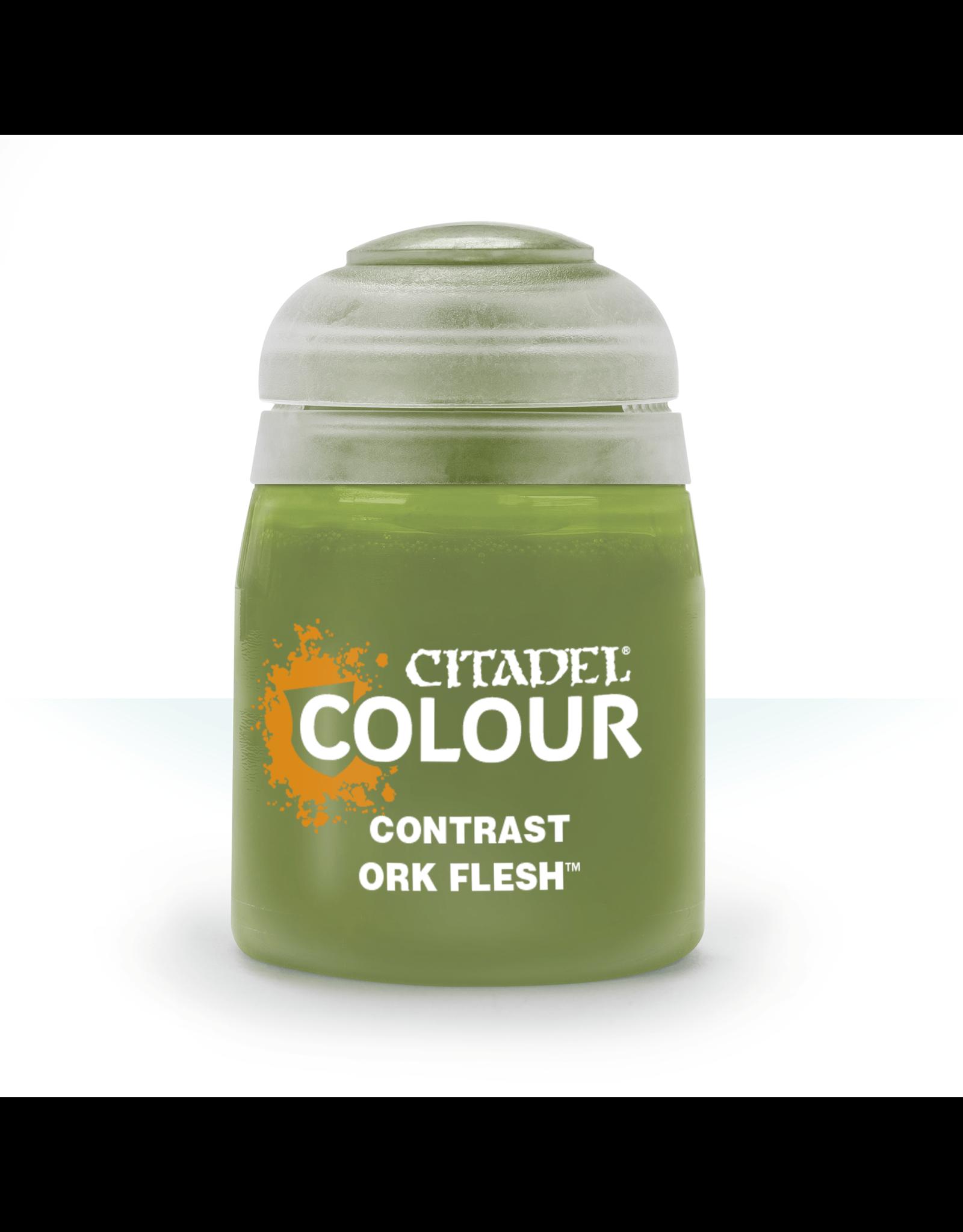 Citadel Citadel Paints: Contrast -  Ork Flesh