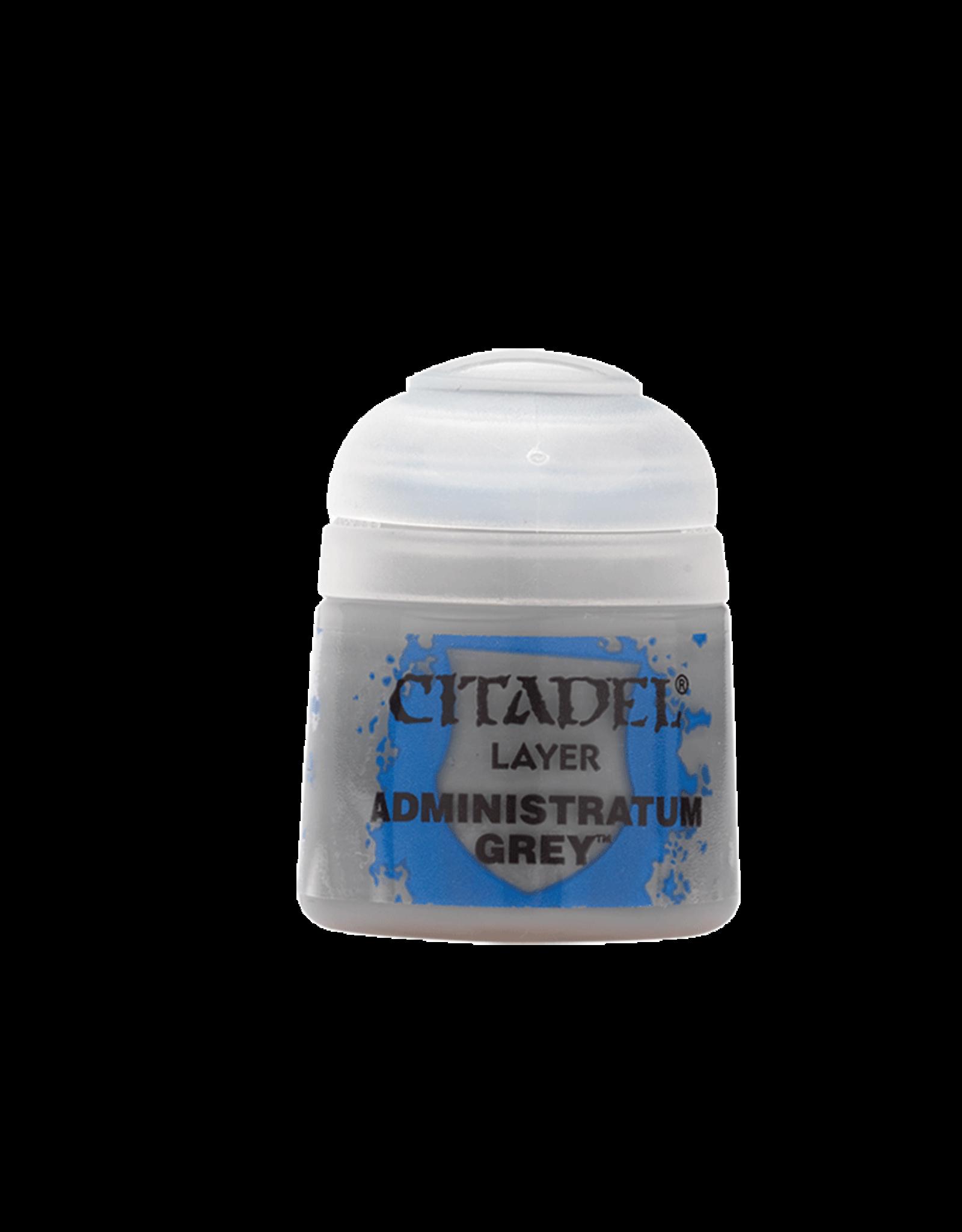 Citadel Citadel Paints: Layer -  Administratum Grey