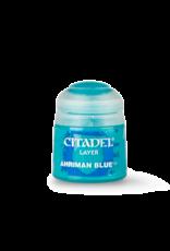 Citadel Citadel Paints: Layer -  Ahriman Blue