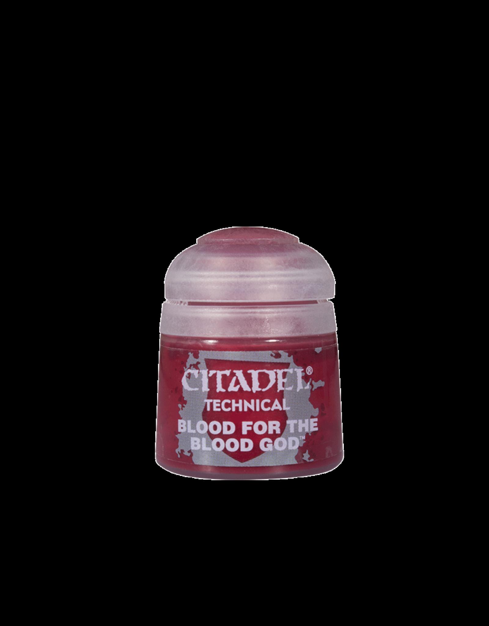 Citadel Citadel Paints: Technical -  Blood for the Blood God