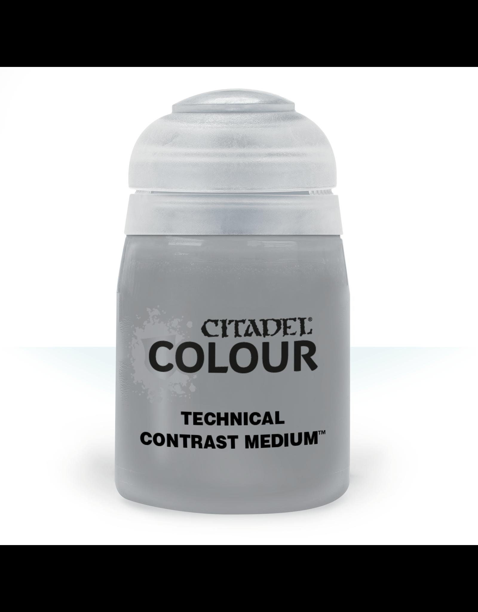 Citadel Citadel Paints: Technical -  Contrast Medium