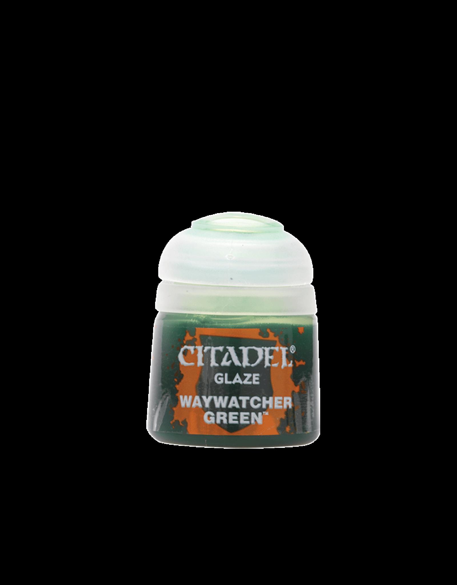 Citadel Citadel Paints: Technical -  Glaze - Waywatcher Green