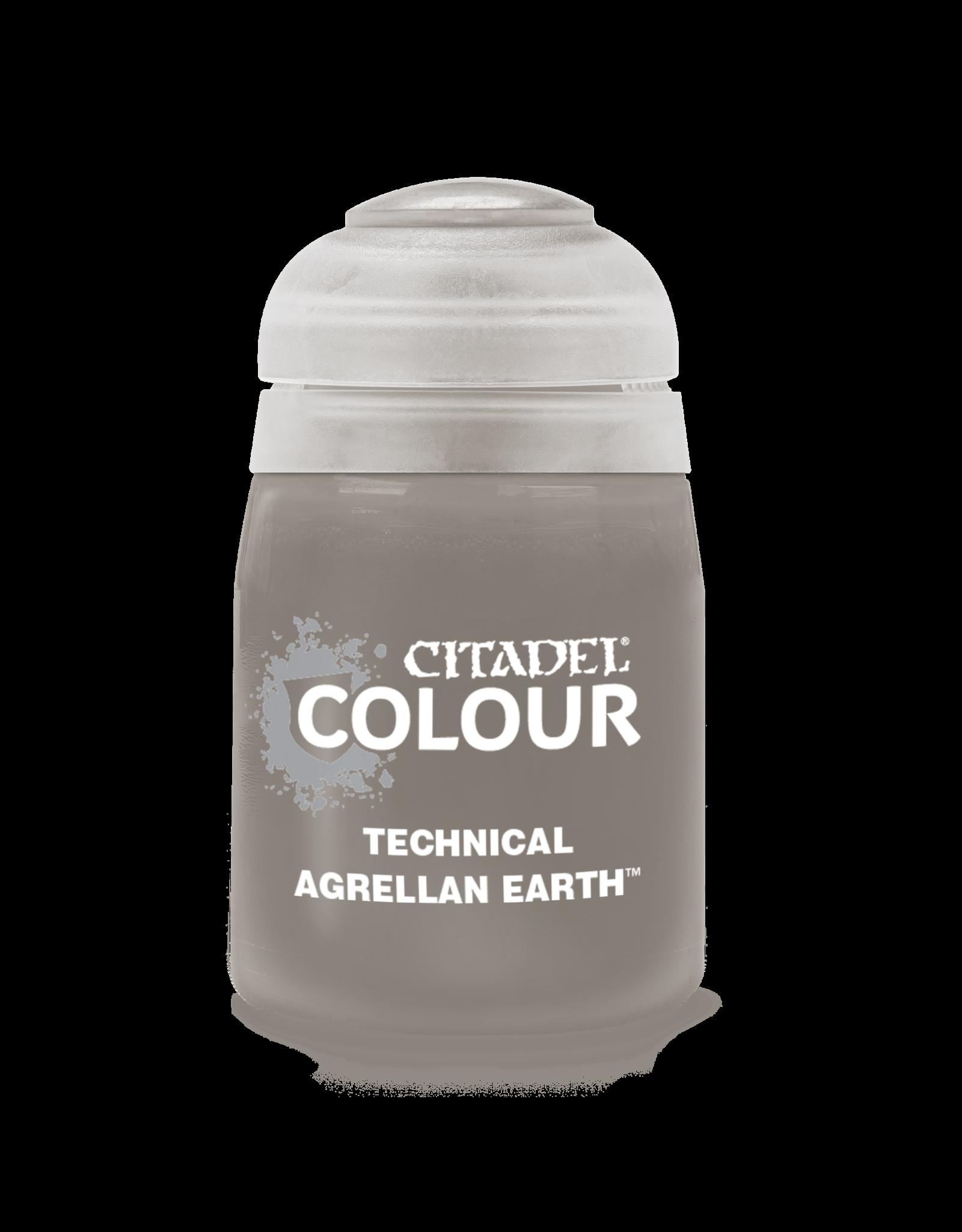 Citadel Citadel Paints: Technical -  Texture - Agrellan Earth