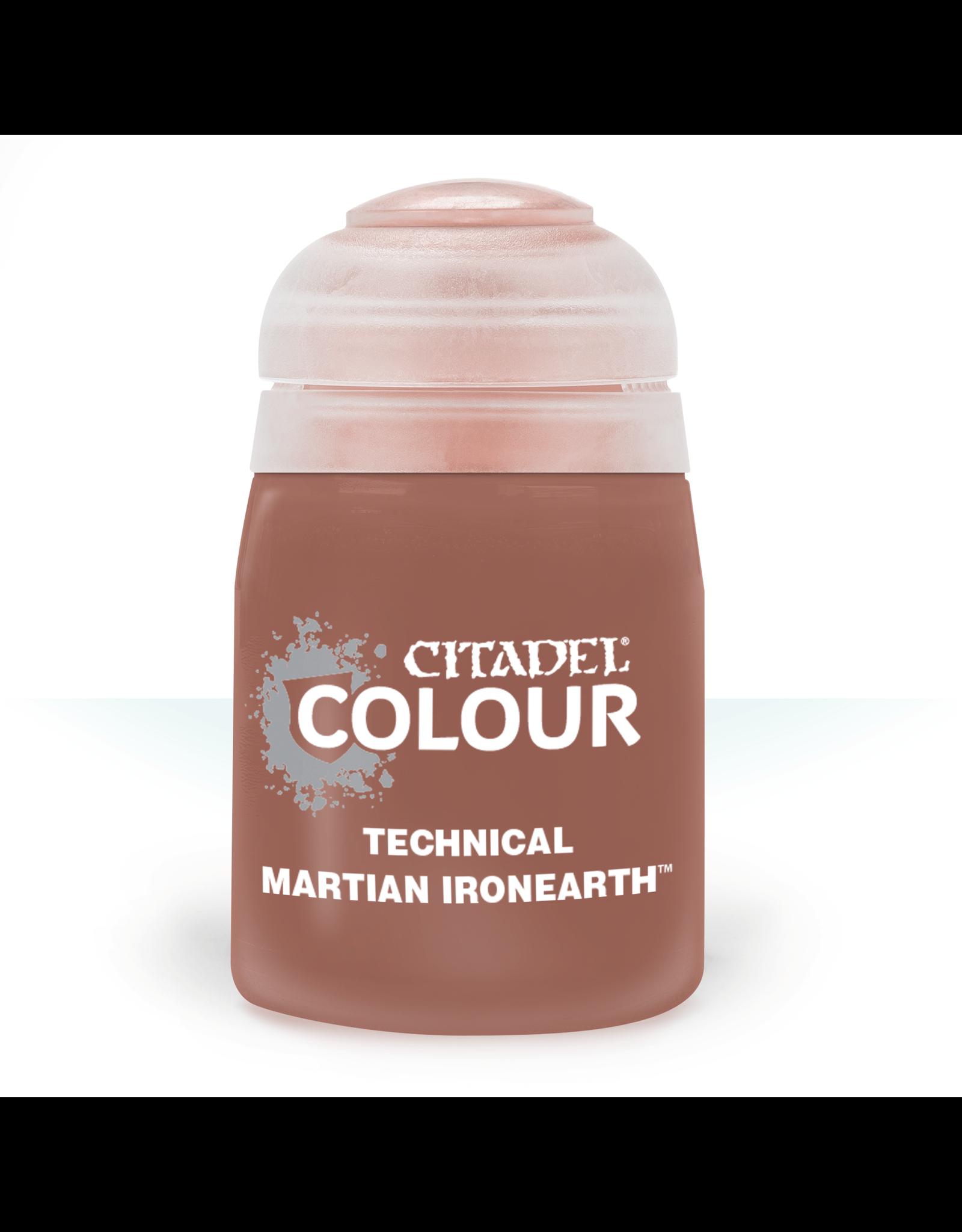 Citadel Citadel Paints: Technical -  Texture - Martian Ironearth