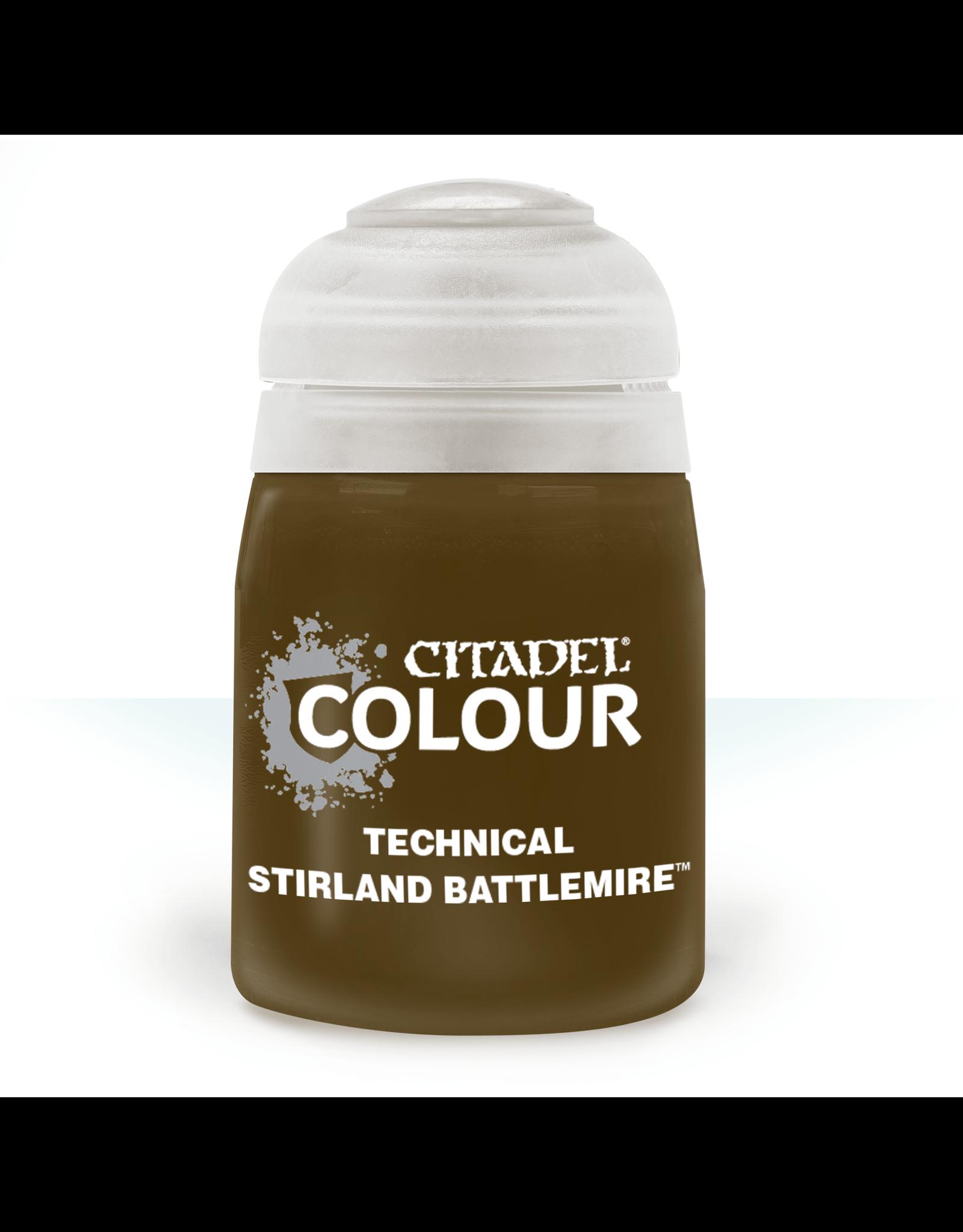 Citadel Citadel Paints: Technical -  Texture - Stirland Battlemire