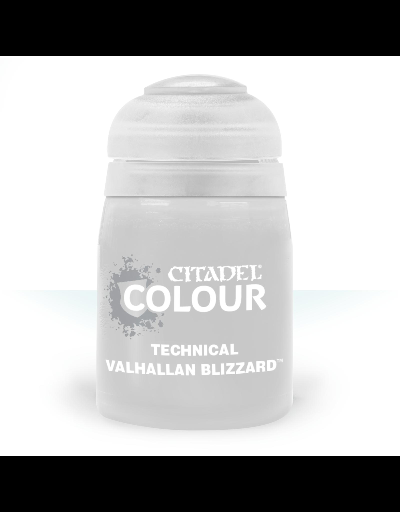 Citadel Citadel Paints: Technical -  Texture - Valhallan Blizzard