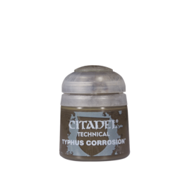 Citadel Citadel Paints: Technical -  Typhus Corrosion