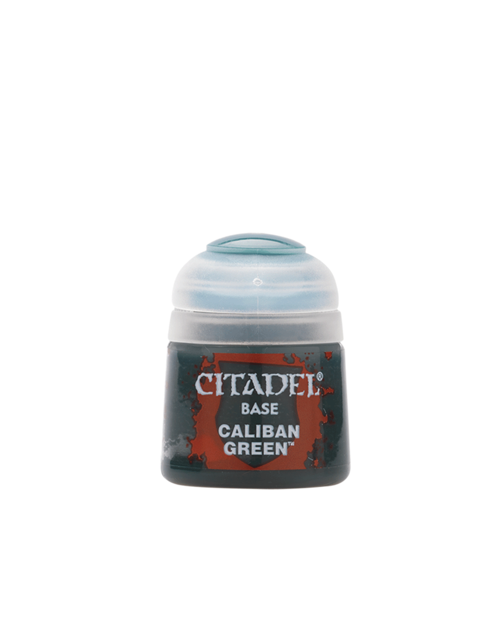 Citadel Citadel Paints: Base -  Caliban Green