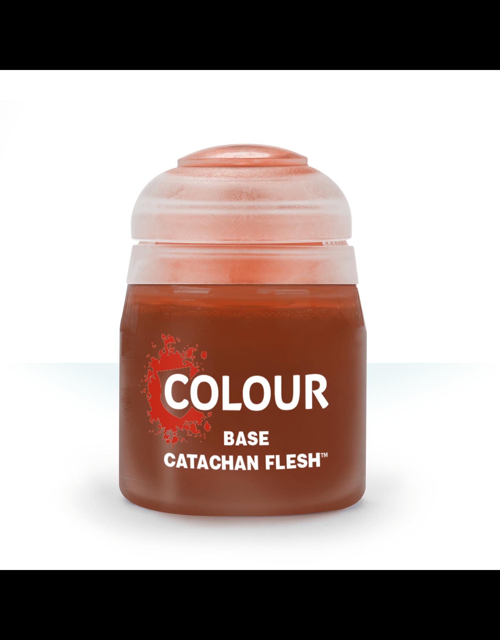 Citadel Citadel Paints: Base -  Catachan Flesh