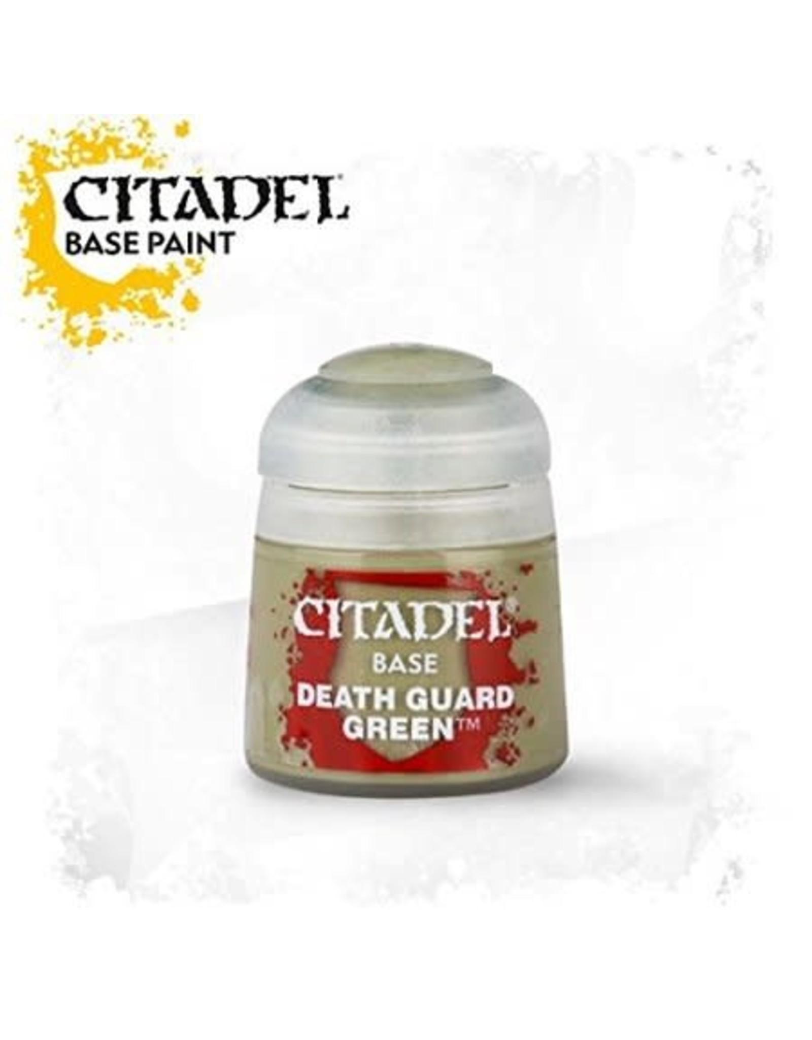 Citadel Citadel Paints: Base -  Death Guard Green