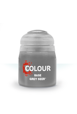 Citadel Citadel Paints: Base -  Grey Seer