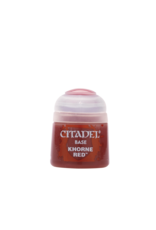 Citadel Citadel Paints: Base -  Khorne Red