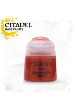 Citadel Citadel Paints: Base -  Mephiston Red