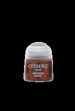 Citadel Citadel Paints: Base -  Rhinox Hide