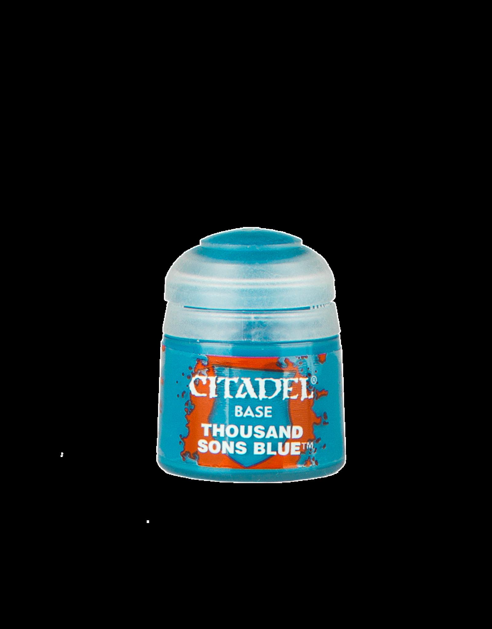 Citadel Citadel Paints: Base -  Thousand Sons Blue