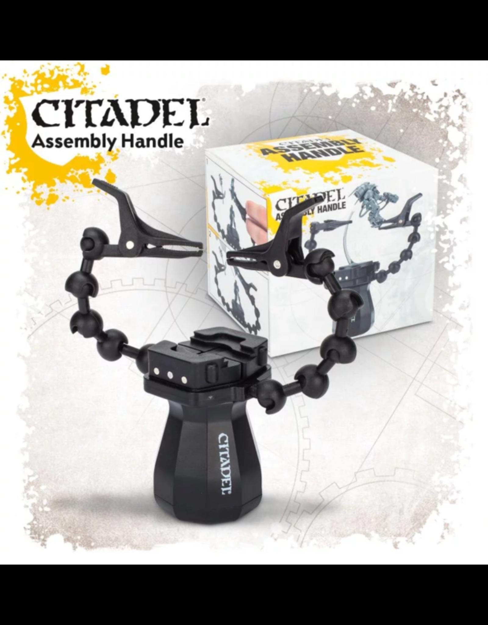 Citadel GW: Citadel: Assembly Handle