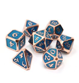 Die Hard Dice Die-Hard-Dice: Mythica Copper Aquamarine