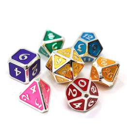 Die Hard Dice Die-Hard-Dice: Mythica Platinum Rainbow