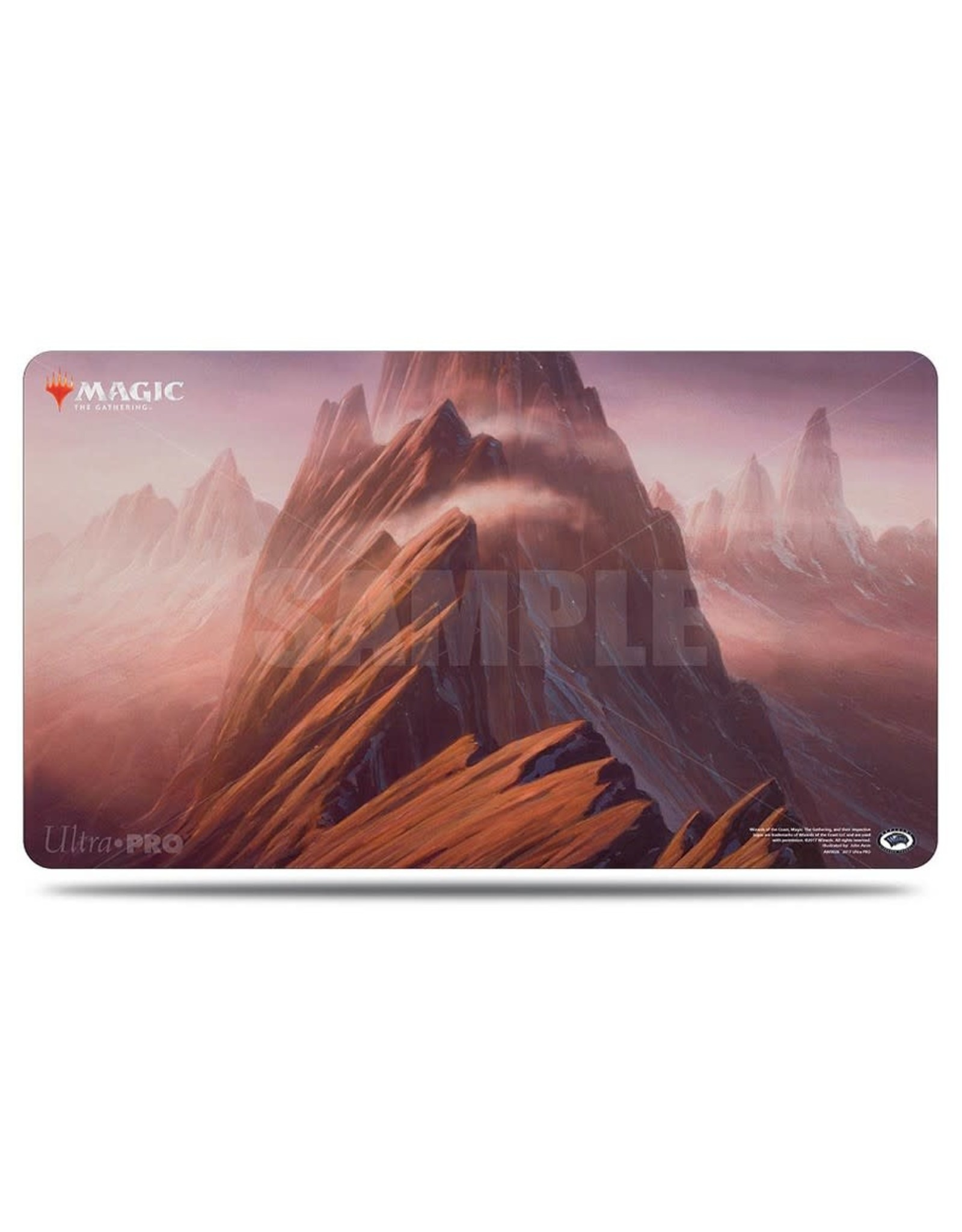 Ultra Pro Playmat: MtG: Unstable: Mountain