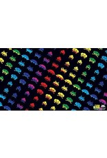TurnOne: Space Invaders Rainbow Attack Playmat