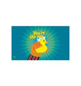Play Mat: Rubber Ducky