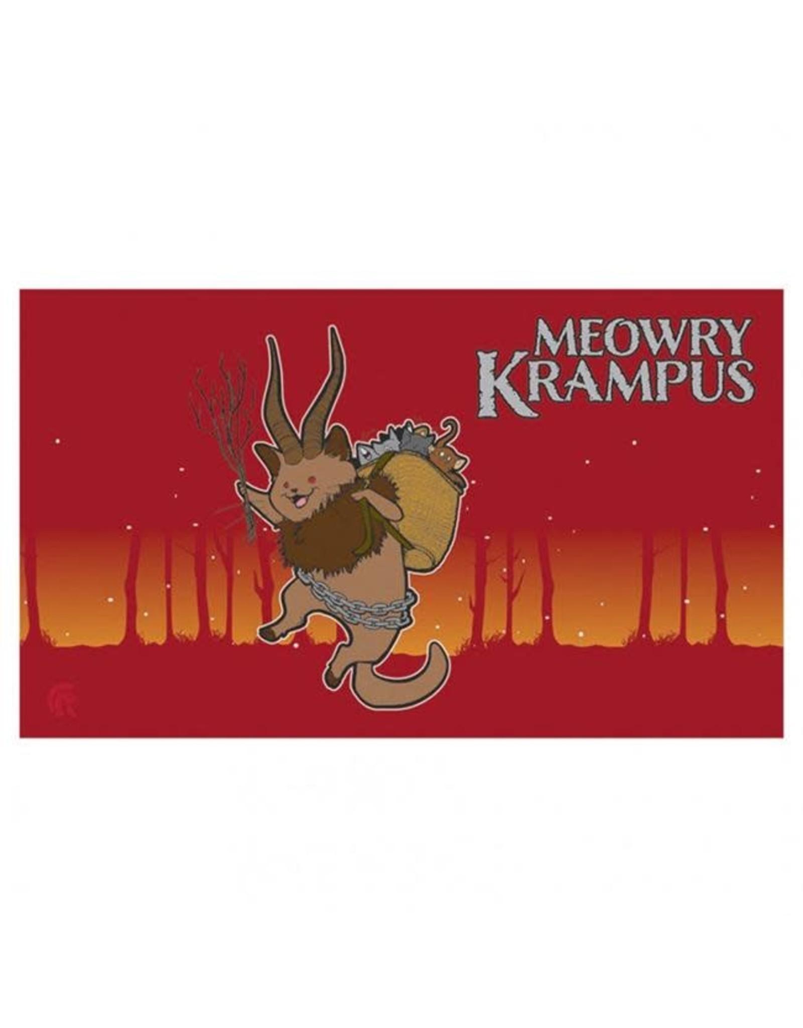 Playmat: Krampus