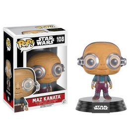 Pop! BH: Star Wars: EP7: Maz Kanata