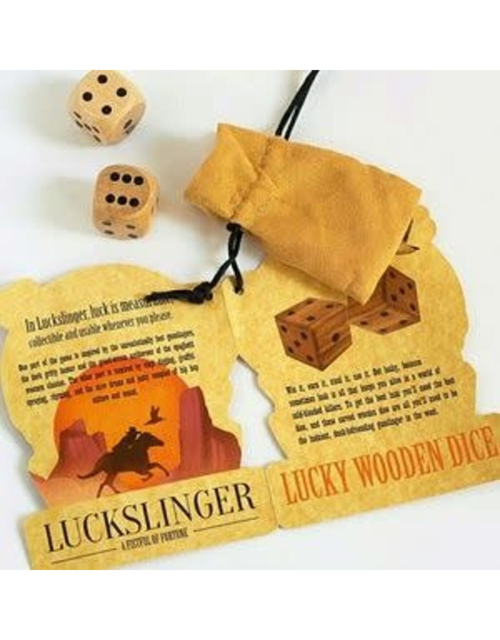 LuckSlinger Dice & Game