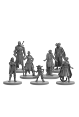 SteamForged Games Critical Role: Mighty Nein Set