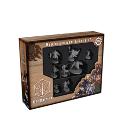SteamForged Games Critical Role: Vox Machina Set