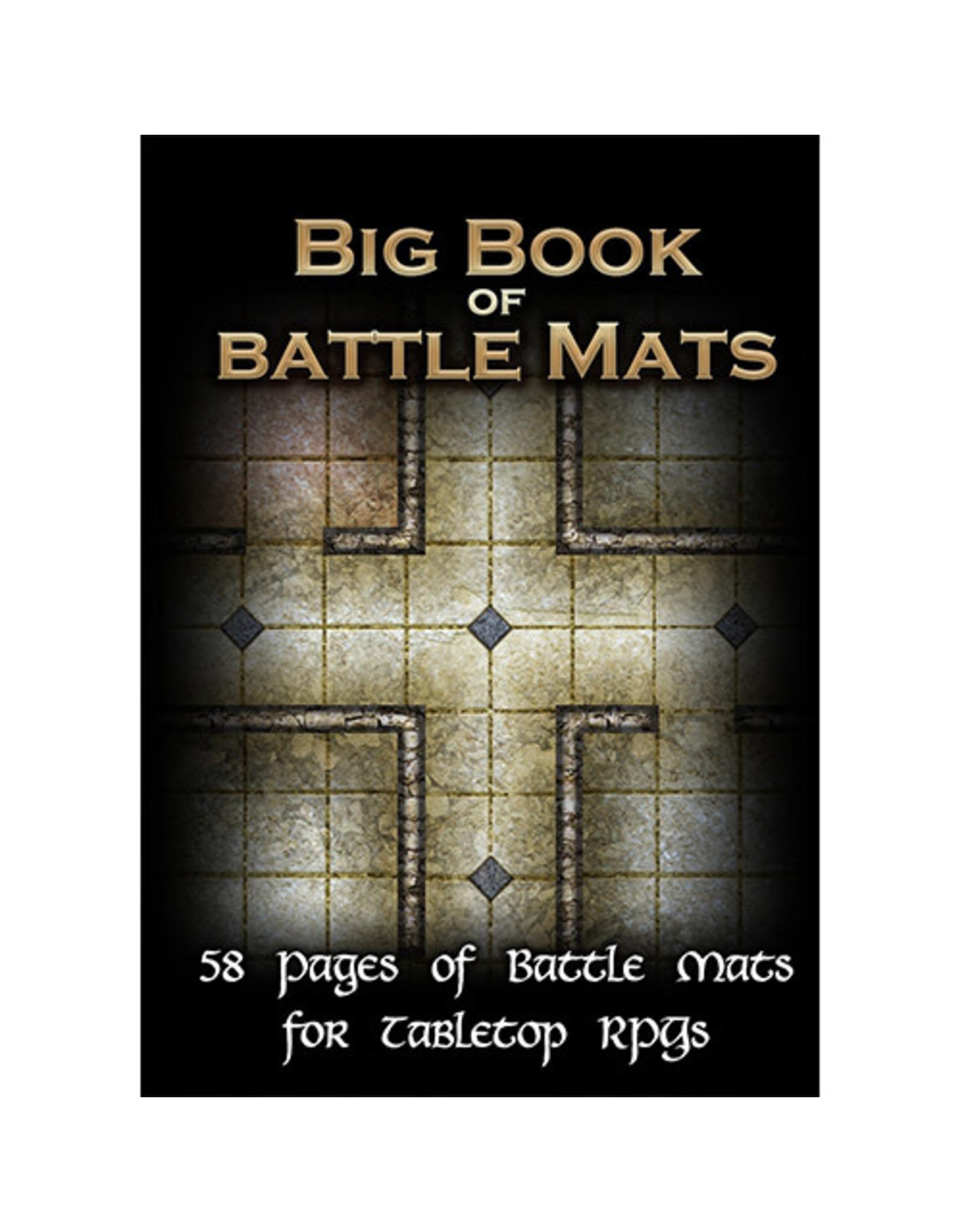 Battle Mat: Big Book of Battle Maps