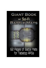 Battle Mat: Giant Book of Sci-Fi Battle Maps