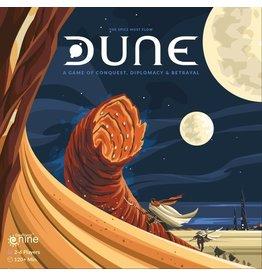 GaleForce9 Board Game: Dune