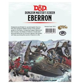 GaleForce9 GF9: DM Screen: Ebberon