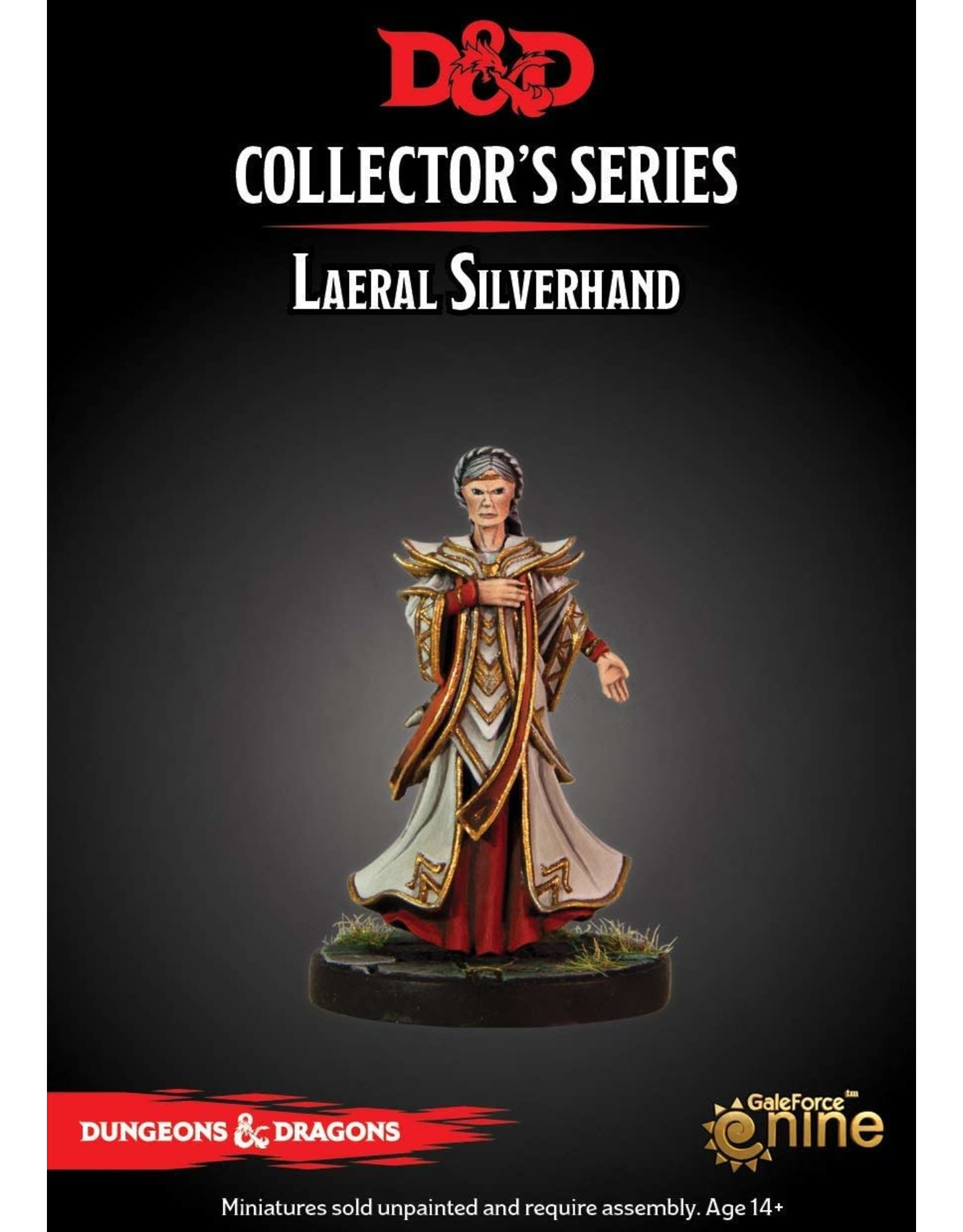 GaleForce9 GF9: D&D Collector's Series: Laeral Silverhand