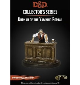 GaleForce9 GF9: D&D Collector's Series: Durnan of the Yawning Portal