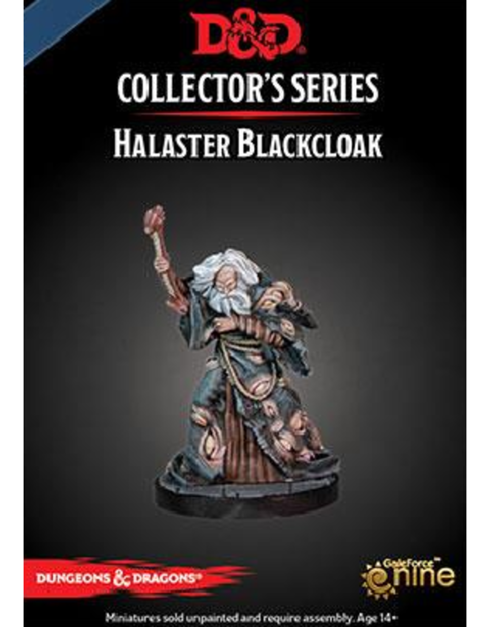 GaleForce9 GF9: D&D Collector's Series: Halaster Blackcloak