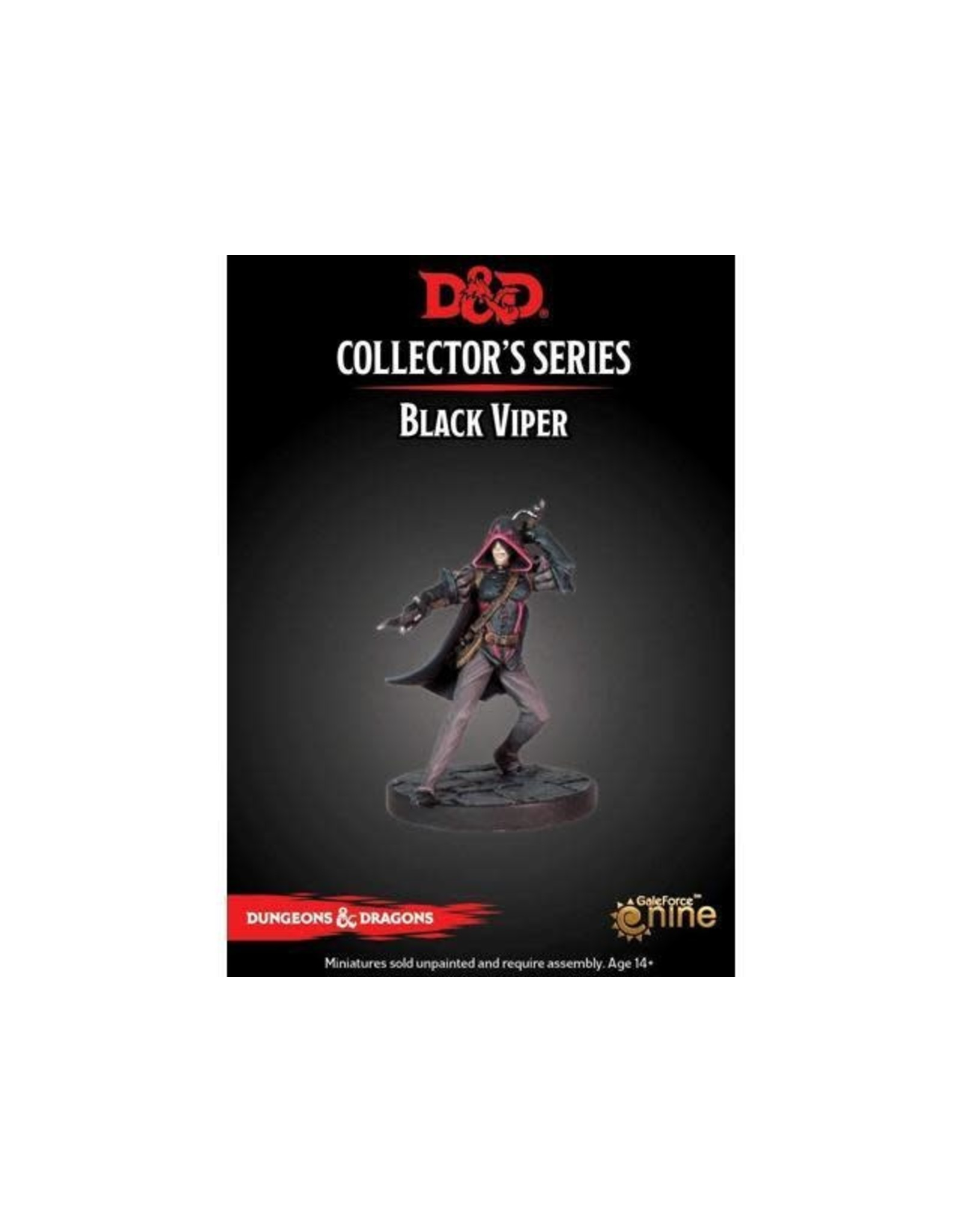 GaleForce9 GF9: D&D Collector's Series: The Black Viper