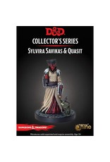 GaleForce9 GF9: D&D Collector's Series: Sylvira Savikas & Quasit