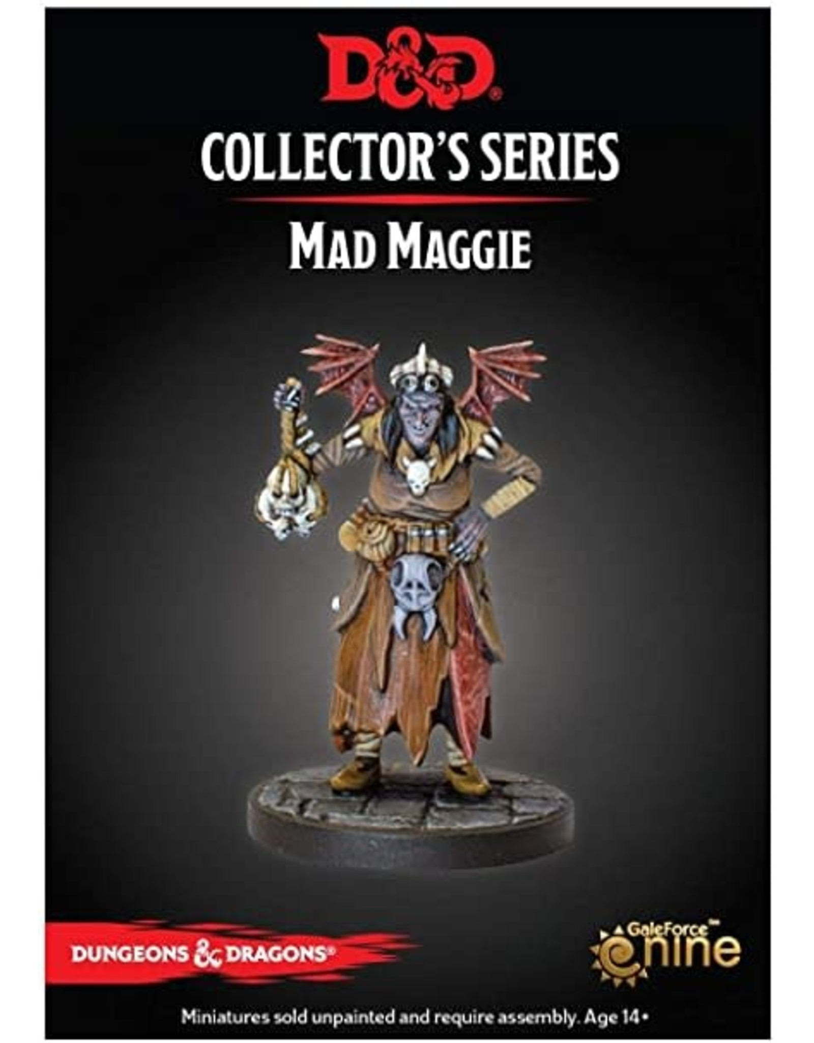 GaleForce9 GF9: D&D Collector's Series: Mad Maggie