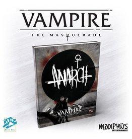 Vampire: The Masquerade 5th: Anarch