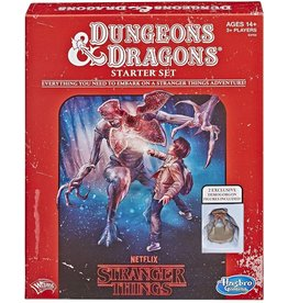 D&D 5th: Stranger things Starter Set