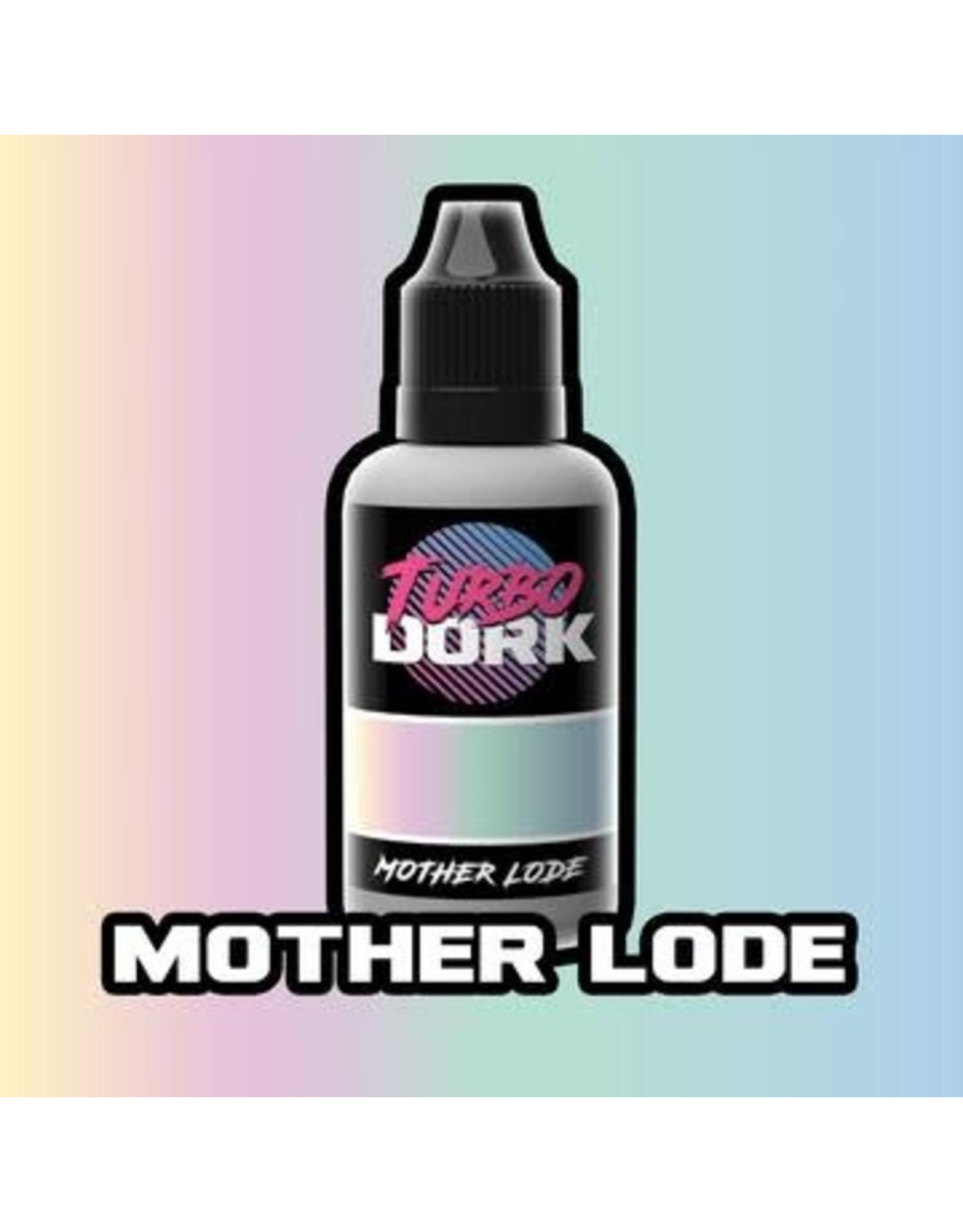 TurboDork TurboDork Paint: Turboshift Acrylic - 20ml - Mother Lode