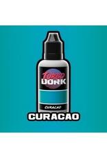 TurboDork TurboDork Paint: Metallic Acrylic - 20ml - Curacao