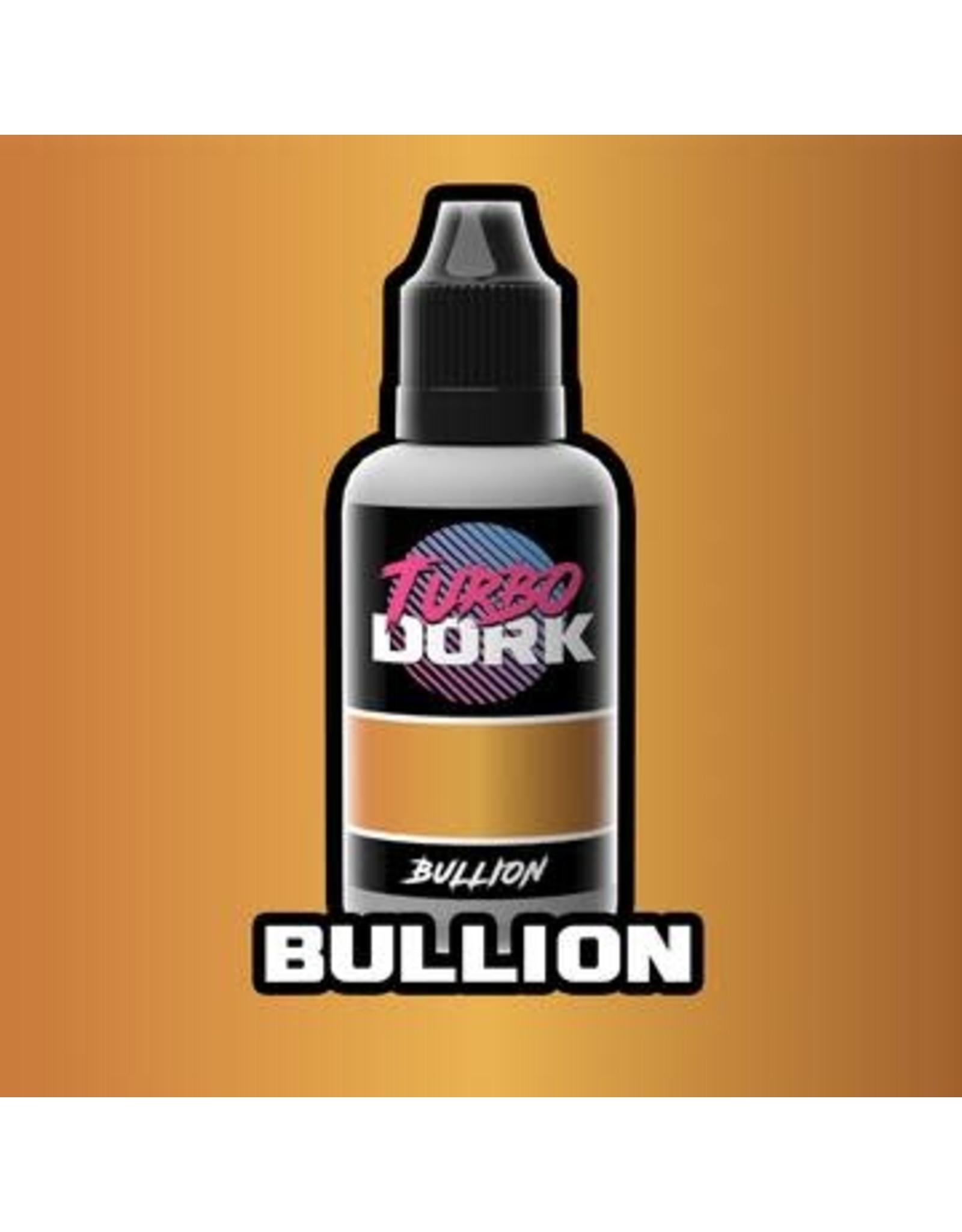 TurboDork TurboDork Paint: Metallic Acrylic - 20ml - Bullion