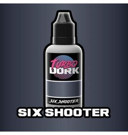 TurboDork TurboDork Paint: Metallic Acrylic - 20ml - Six Shooter